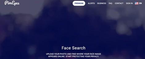 Die Gesichterdatenbank Pimeyes ist eine riesige Bedrohung für unsere Anonymität