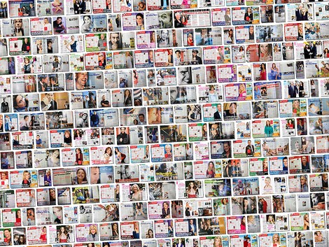 Der Bauer-Verlag druckte Hunderte mutmaßlich dreist kopierte Interviews – und macht einfach weiter