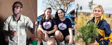 Klimawandel: 16 Jugendliche setzen erstaunlich effektive Lösungen um