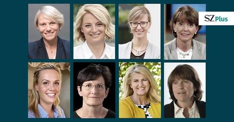 """""""Mein Vater hat gelacht"""" – Warum gibt es so wenige Bürgermeisterinnen? Acht Politikerinnen erzählen"""