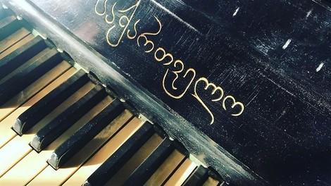 Als Deutsche den Klavierbau nach Georgien brachten