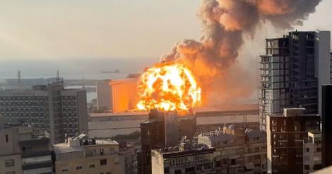 Wie eine massive Bombe ins Zentrum von Beirut gepflanzt wurde
