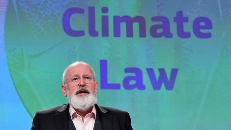 EU-Kommission verbessert klimapolitische Ziele.