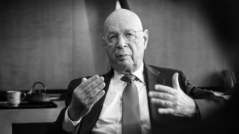 Sogar Klaus Schwab will globalen Kapitalismus reformieren