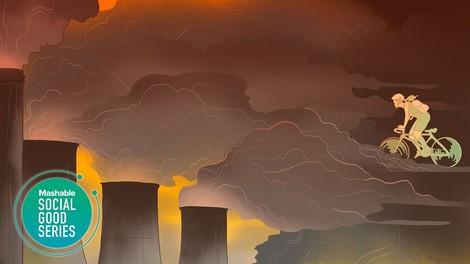 Der CO2-Fußabdruck ist eine Erfindung der Fossilindustrie