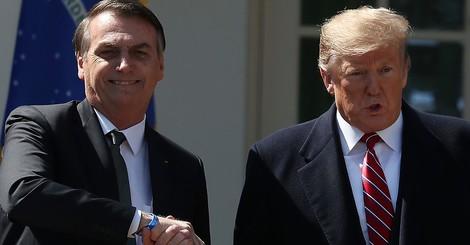 Was Bolsonaros Covid-19-Erkrankung über die von Trump verrät