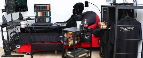 Gaming Chairs – designt, um den Körper zu vergessen