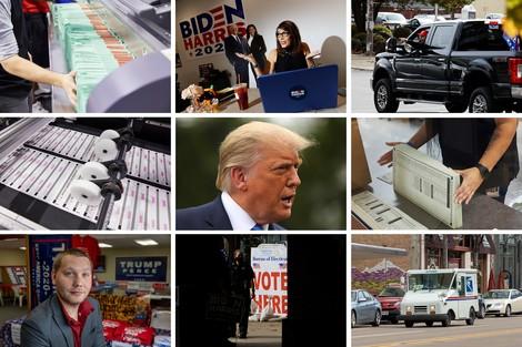 Woher kommt das große Misstrauen in das US-Wahlsystem?