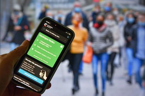 Über die Hälfte der Deutschen meidet die Corona-Warn-App