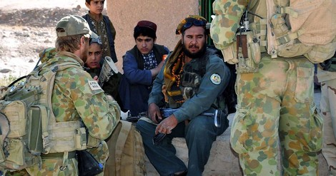 Zusammenfassung: Australische Kriegsverbrechen in Afghanistan