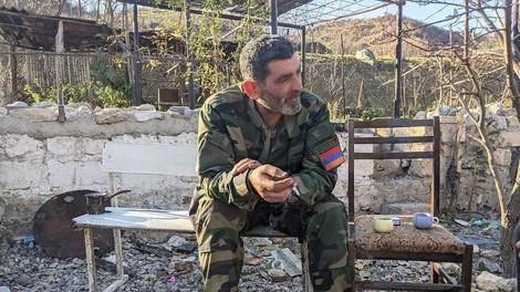 Vertreibung aus Karabakh: Von denen, die lieber sterben wollen