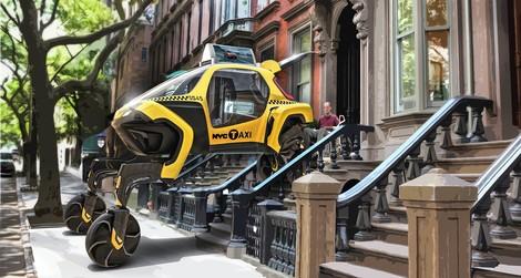 Menschen mit Behinderung brauchen keine Transformer-Taxis