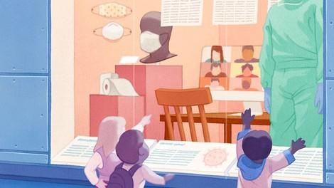Wie Museen die Corona-Pandemie ausstellen werden