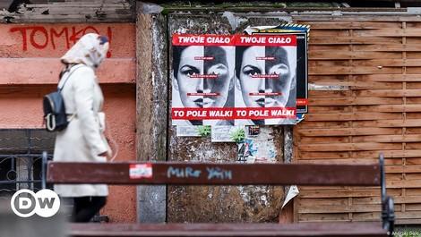 Kunst-Upcycling in Polen: der Körper ist weiterhin ein Schlachtfeld