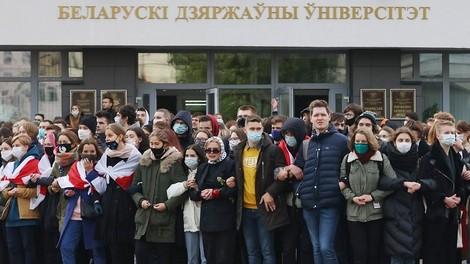 Maksim Goriunov: In Belarus geschieht eine Zivilisationsrevolution