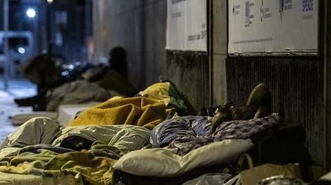 Mal angenommen, Obdachlosigkeit würde konsequent bekämpft