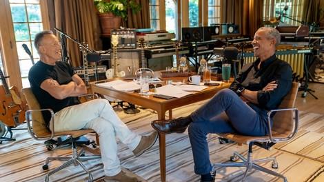 """Podcast mit Starbesetzung: Springsteen und Obama sind """"Renegades"""""""