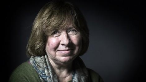 Wie Schreie von Tieren – Swetlana Alexijewitsch über Weißrussland