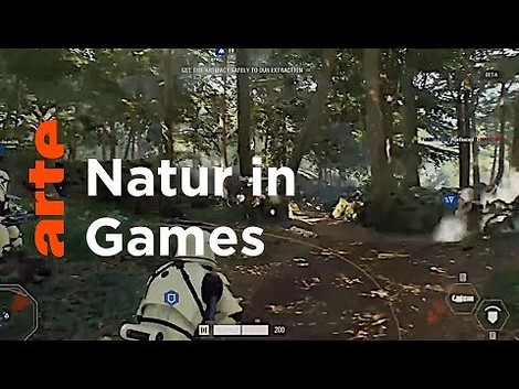 Art of Gaming: Flucht in virtuelle Natur