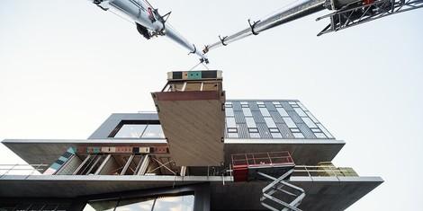 Umbau statt Abriss und Neubau: Bauen als ökologischer Alptraum