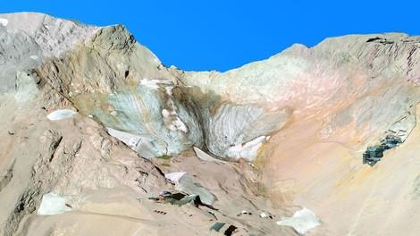 In Deutschland: Gletscher Ade!