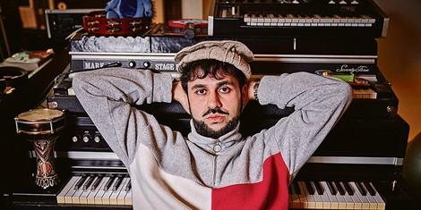 """""""Pure Mucke"""": der Produzent Farhot zwischen HipHop, Soul und Jazz"""