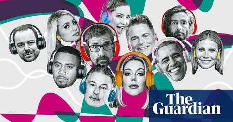 Ruinieren Promis am Mikrofon die Podcast-Idee?