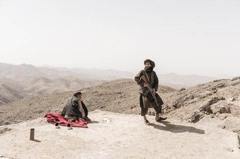Fotoserie: Wie der Krieg in Afghanistan weitergehen könnte