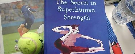 Alison Bechdel: The Secret to Superhuman Strength