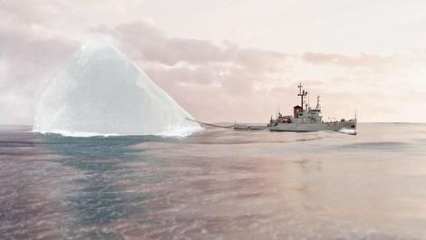 """""""Icebergs for the Future"""" – Geo-Engineering, aber vor 40 Jahren"""