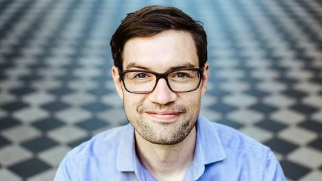 """Frederik Fischer: """"Erst Punker, dann Beamter – jetzt Dorfgründer"""""""