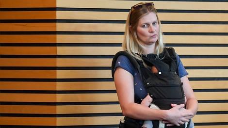 Politik 2021: Babys sind in der Geschäftsordnung nicht vorgesehen