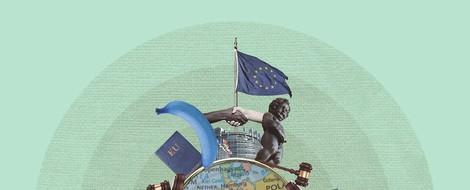 Europa – Osten gegen Westen?