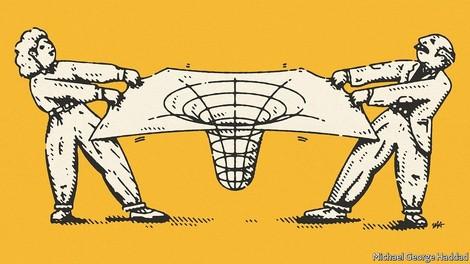Die verstörenden und schönen neuen Physiktheorien