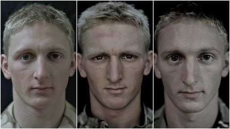 Gesichter des Krieges