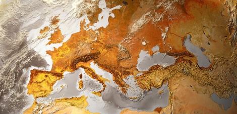 Europa: Die Dürren nehmen zu