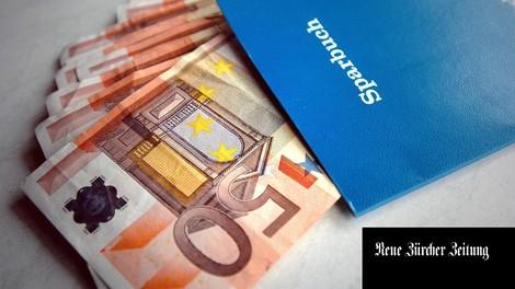 Nicht die EZB? Reiche tragen eventuell Schuld an niedrigen Zinsen