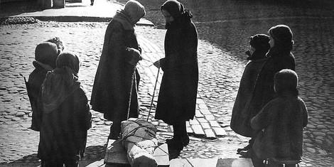Gestern & Heute: Was sagt uns heute die Blockade von Leningrad?