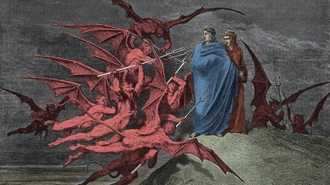 Vor 700 Jahren starb Dante Alighieri – im Exil