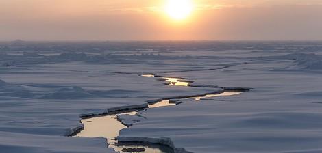 Eisschwund: Die Bilanz des arktischen Sommers 2021