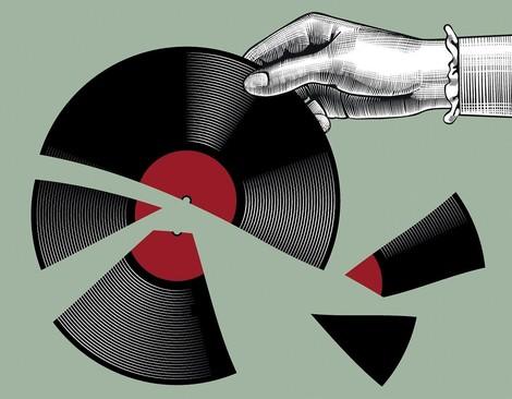 """Die Vinyl-Blase erreicht ihren """"Breaking Point"""""""