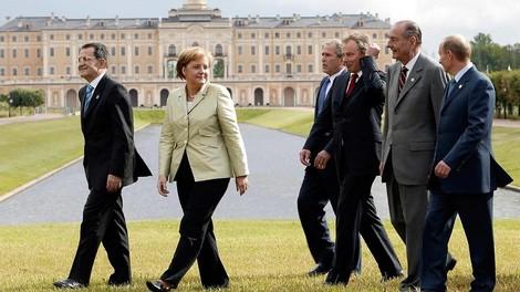 Wie die Kanzlerin Europa prägte