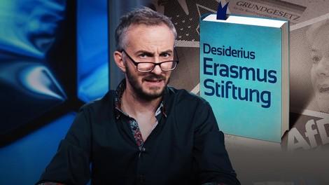 Soll die AfD-nahe Desiderius-Erasmus-Stiftung Millionen bekommen?